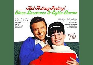 Steve/eydie Gor Lawrence, Steve & Eydie G Lawrence - That Holiday Feeling  - (CD)