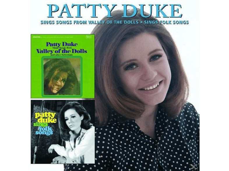 Patty Duke - Songs From The Valley Of [CD]