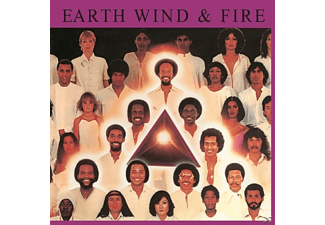 Earth, Wind & Fire - Faces  - (CD)
