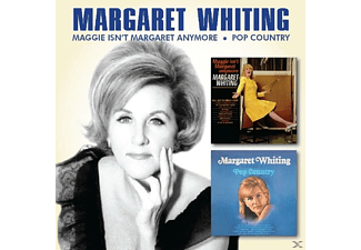 Margaret Whiting - Maggie Isn't Margret Anymore  - (CD)