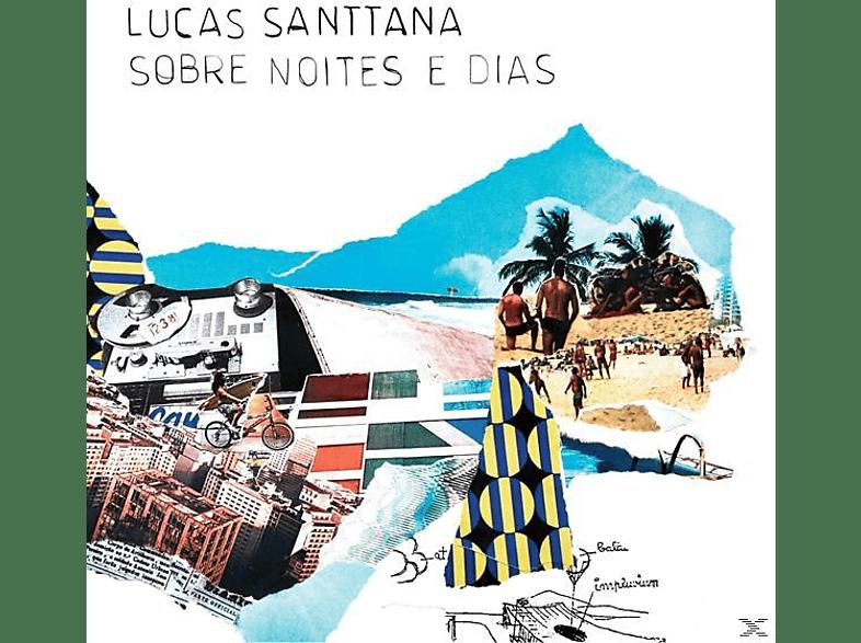 Lucas Santtana - Sobre Noites E Dias [Vinyl]