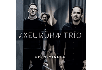Axel/trio Kuhn - Open-Minded  - (CD)