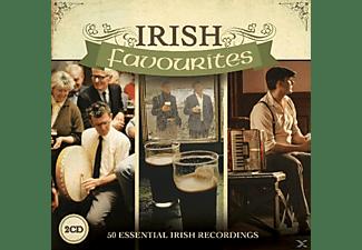 VARIOUS - Irish Favourites  - (CD)