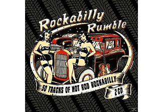 VARIOUS - Rockabilly Rumble  - (CD)