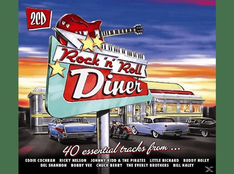 VARIOUS - Rock'n'roll Diner [CD]