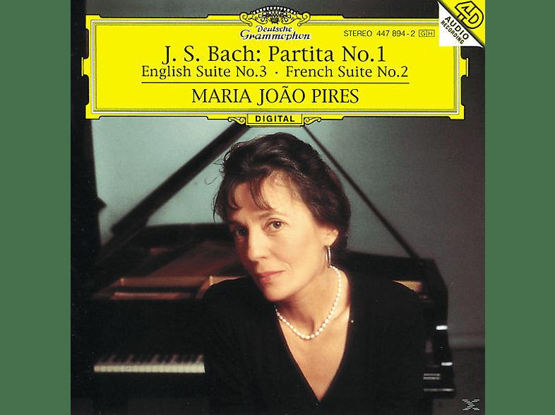 Maria Joao Pires - Partita 1/Engl.Suite 3/+ [CD]