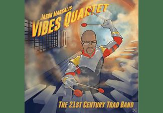 Jason Marsalis Vibes Quartet - 21th Century Trad Band  - (CD)