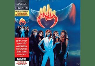 Helix - Long Way To Heaven  - (CD)