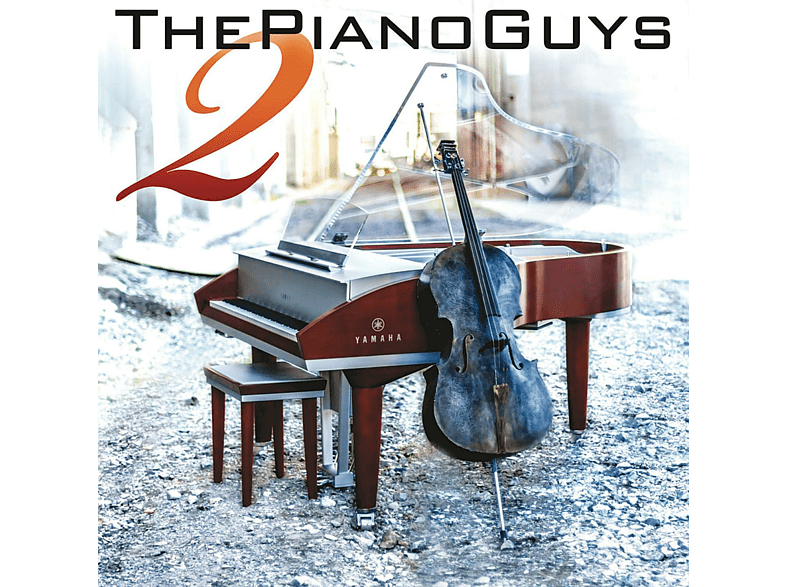 Lindsey Stirling, Piano Guys - The Piano Guys 2 [CD]