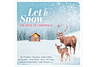 VARIOUS - Let It Snow-The Best Of Christmas  - (CD)