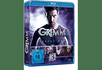 Grimm 3. Staffel [Blu-ray]