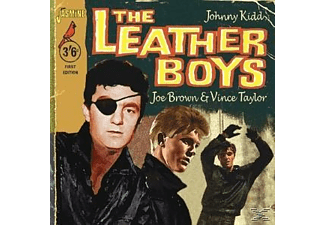 VARIOUS - The Leather Boys  - (CD)
