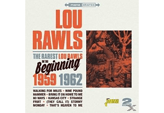 Lou Rawls - Rarest In The Beginning  - (CD)