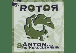Anton & The Headcleaners - Rotor  - (CD)
