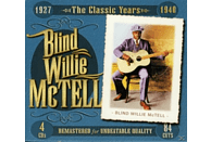 Blind Willie McTell - The Classic Years 1927-1940 [CD]