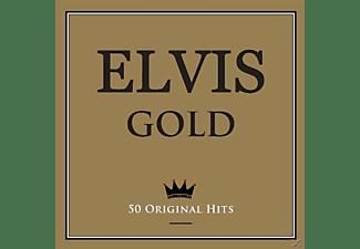 Elvis Presley - Gold-50 Original Hits-2cd  - (CD)