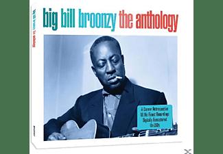 Big Bill Broonzy - The Anthology  - (CD)
