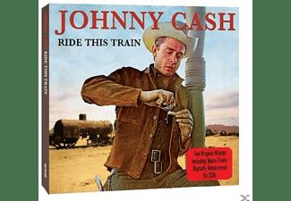 Johnny Cash - Ride This Train  - (CD)
