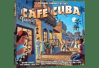 VARIOUS - Café Cuba-50 Original Cuban Classics  - (CD)