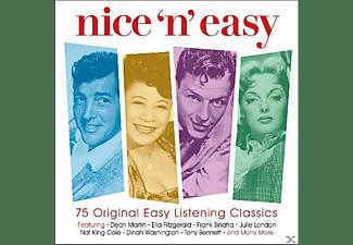 VARIOUS - Nice 'n' Easy  - (CD)