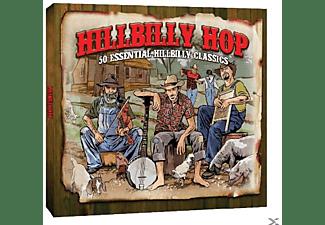 VARIOUS - Hillbilly Hop - 50 Essential Hillbilly Classics  - (CD)
