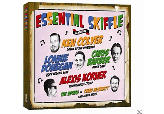 VARIOUS - Essential Skiffle  - (CD)