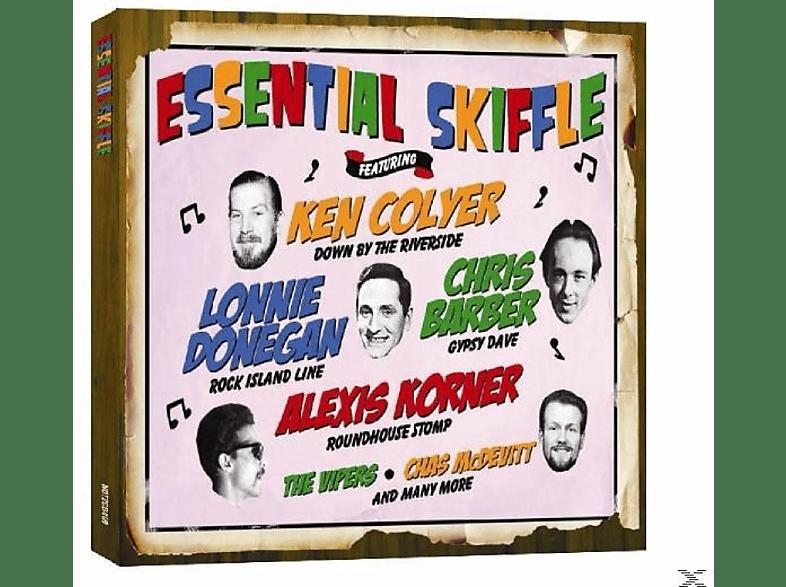 VARIOUS - Essential Skiffle [CD]