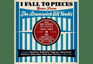 VARIOUS - I Fall To Pieces-Brunswick Uk Vaults  - (CD)