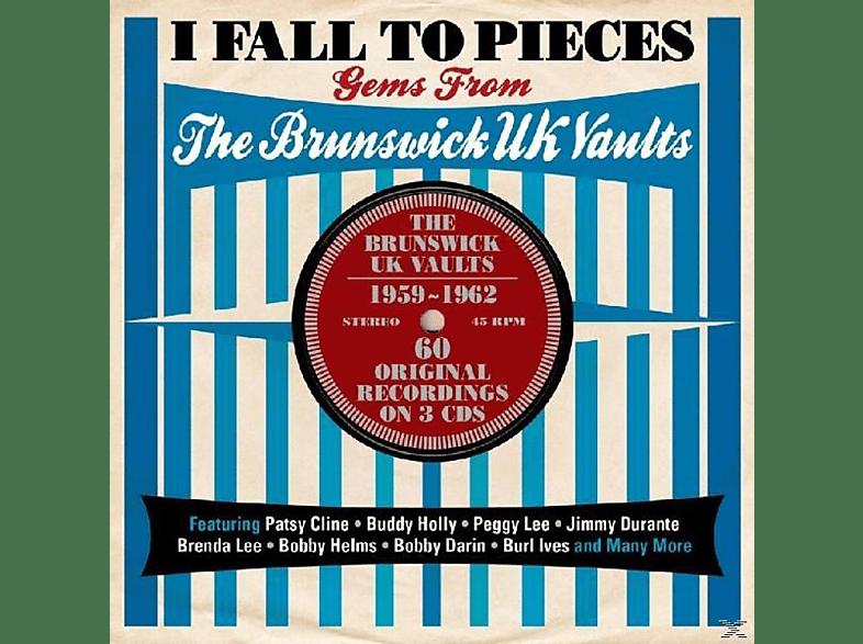 VARIOUS - I Fall To Pieces-Brunswick Uk Vaults [CD]