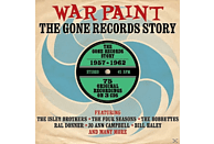 VARIOUS - War Paint-Gone Records Story 1957-62 [CD]