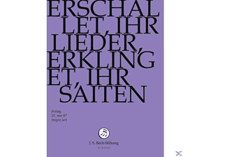 CHOR & ORCHESTER DER J.S. BACH-STIF - Erschallet, Ihr Lieder, Erklinget  - (DVD)