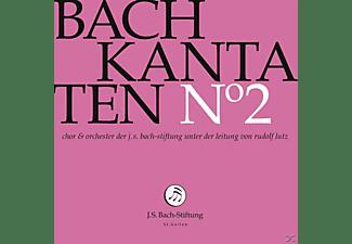 CHOR & ORCHESTER DER J.S. BACH-STIF - Kantaten No°2  - (CD)