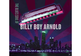 Billy Boy Arnold - The Blues Sould Of Billy Boy A  - (CD)