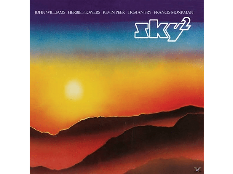 The S.k.y. - Sky 2 (Expanded+Remastered 2 Disc Edition) [CD]