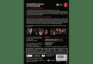 Alexandre Tharaud - Le Temps Derobe  - (DVD)