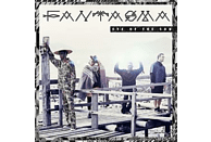 Fantasma - Eye Of The Sun Ep [LP + Download]
