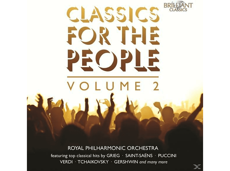 Rpo-royal Philharmonic Orchestra - Classics For The People Vol.2 [CD]
