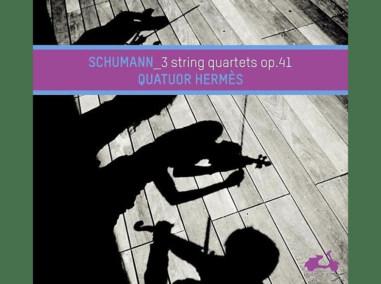 Quatuor Hermes - Quators op.41 [CD]