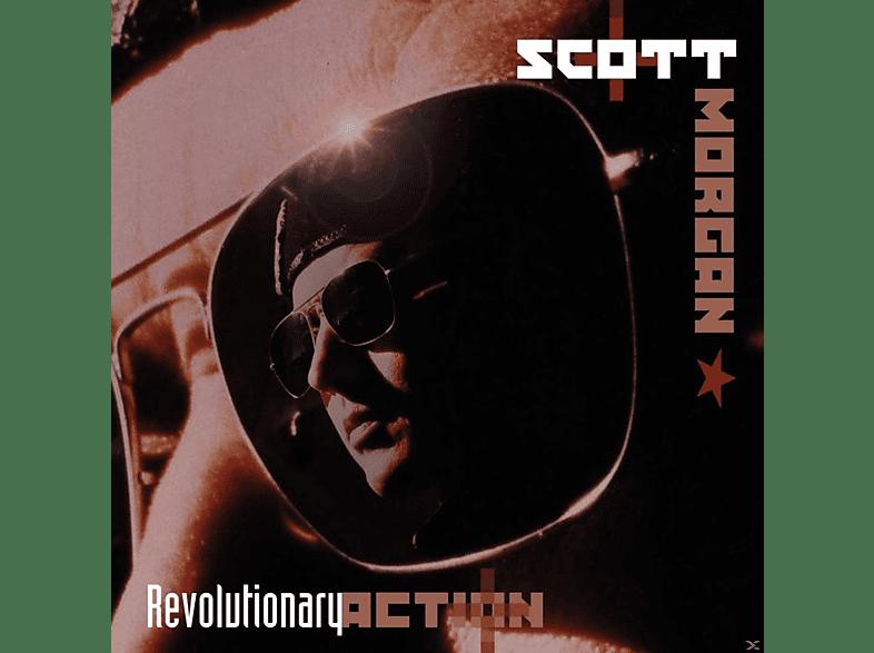 Scott Morgan - Revolutionary Action [CD]