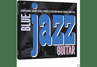 VARIOUS - Blue Jazz Guitar-2cd  - (CD)