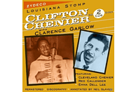 Clifton Chenier & Clarence Garlow, Clifton W.Clarence Garlow Chenier - Louisiana Stomp [CD]