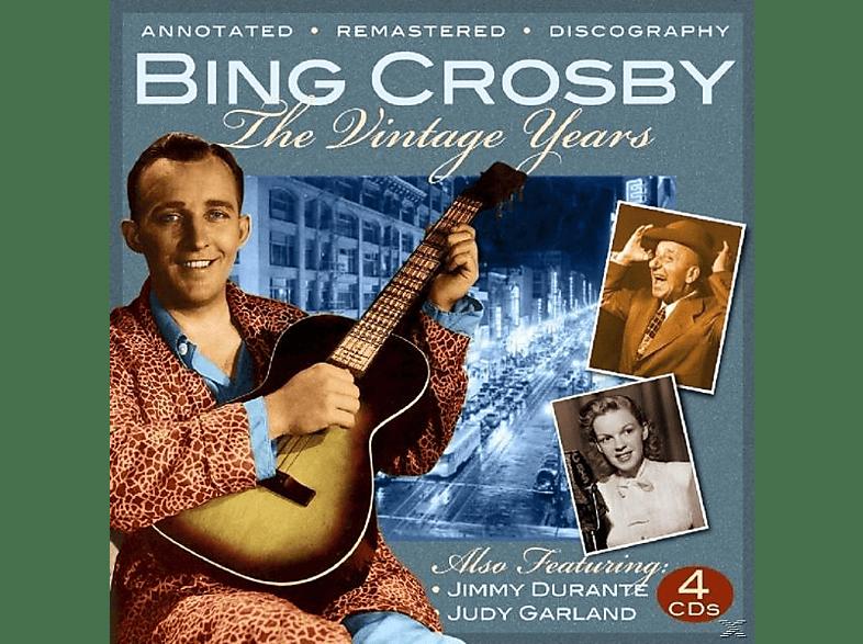 Bing Crosby - The Vintage Years [CD]