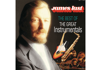 James Last - BEST OF GREAT INSTRUMENTAL - (CD)