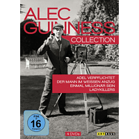 Alec Guinness Collection [DVD]