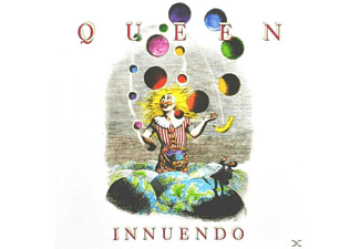 Queen - Innuendo (2011 Remastered) Deluxe Version (CD)