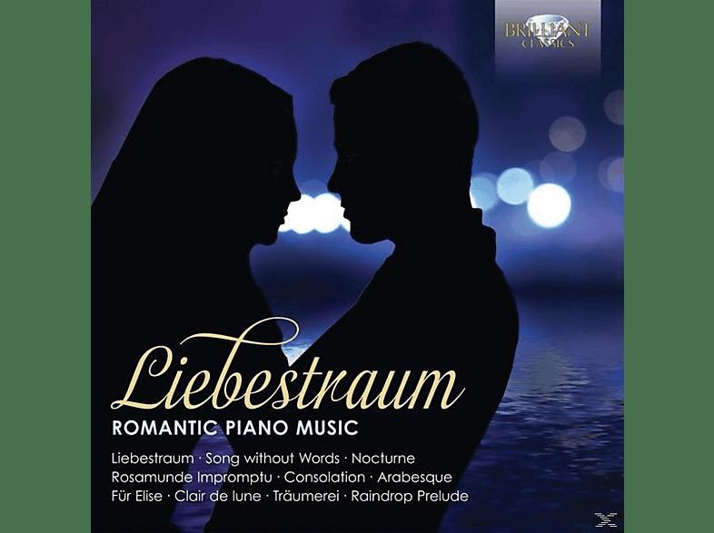 Misha Goldstein - Liebestraum-Romantic Piano Music [CD]