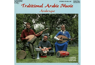 Arabesque - Traditional Arabic Music - (CD)