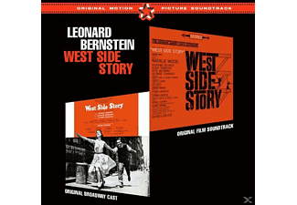 Leonard Bernstein - West Side Story+10 Bonus Tra  - (CD)