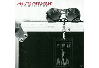 Ian & The Rant Ba Hunter - Live In The UK 2010  - (CD)