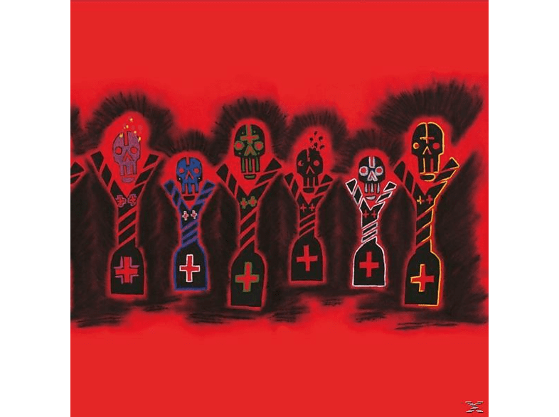Cut Hands - Festival Of The Dead [CD]